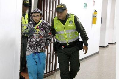 Tiene 19 años y ha sido capturado 22 veces por varios delitos en Bucaramanga