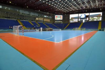 Bucaramanga no tiene un escenario para jugar voleibol