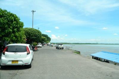 Esta semana cerrarían paso por el Paseo del Río en Barrancabermeja
