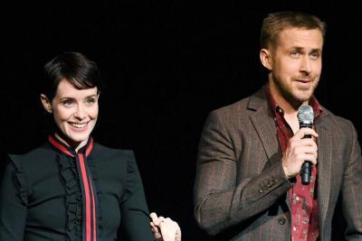 Ryan Gosling y Claire Foy  inauguran hoy el desfile de estrellas en Venecia
