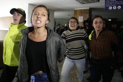 Judicializan a procesados en el caso Andino por vínculos con el Eln