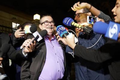 Con la presencia de Timochenko, comenzó Cumbre Anticorrupción en la Casa de Nariño