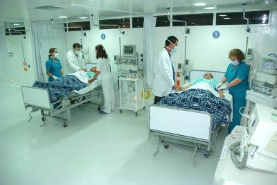 Paciente de Nueva EPS en Bucaramanga falleció esperando un traslado a UCI