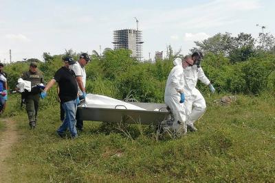 Hallan cuerpo sin vida a orillas del Río Magdalena en Barrancabermeja