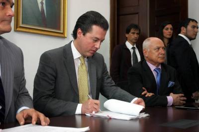 Expediente de Maza Márquez servirá para revivir al Nuevo Liberalismo