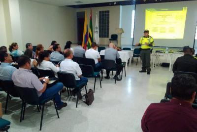 Procuraduría urge mejoras de la señalización vial en municipios