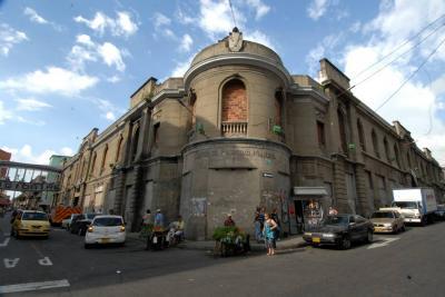 Plaza San Mateo de Bucaramanga sería transformada en una sala de 'cine-arte'