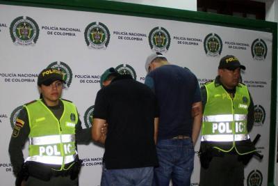Capturan a  dos nuevos reincidentes por hurto en Bucaramanga