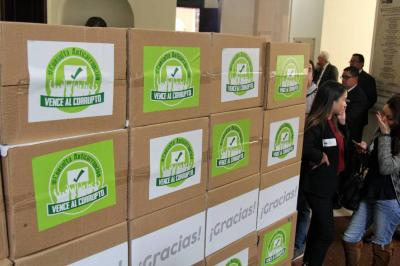 Consulta Anticorrupción no pasó, confirma CNE