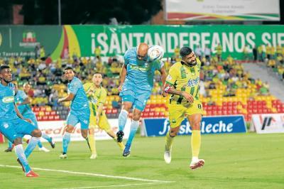 El equipo 'Leopardo' se despidió de la Copa Águila