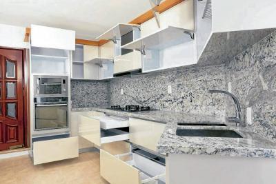 La cocina, un espacio funcional y familiar