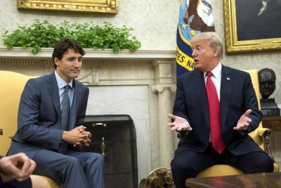"""Trudeau considera """"muy posible"""" un acuerdo comercial con Estados Unidos"""