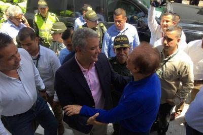 Esta es la agenda del Presidente Iván Duque en Bucaramanga