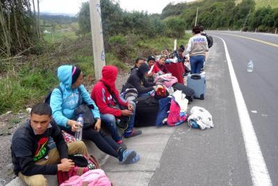 Más de 935 mil venezolanos han llegado a Colombia