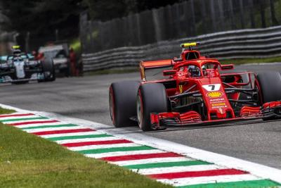 Raikkonen bate récord que Juan Pablo Montoya tuvo por 14 años en la F1