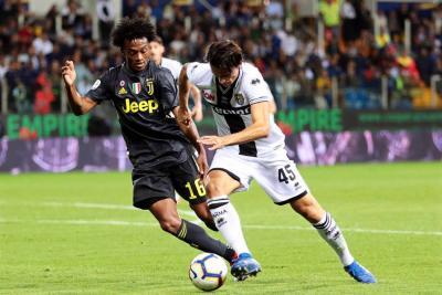 Juventus, sin gol de Cristiano, tomó Parma y sigue imparable