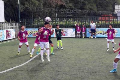 La Copa Yogurcito ya tiene a sus semifinalistas