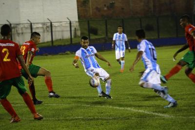 Real Santander perdió en casa ante Barranquilla