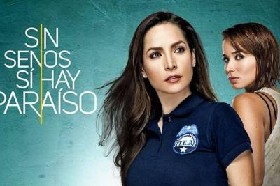 Telemundo Internacional estrena  'Sin senos sí hay paraíso'