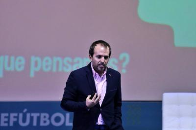 Ernesto Lucena fue confirmado como nuevo director de Coldeportes