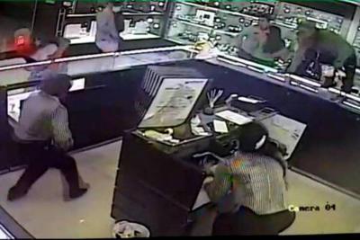 Lo que no se sabe del robo a  joyería en Centro Comercial de Bucaramanga