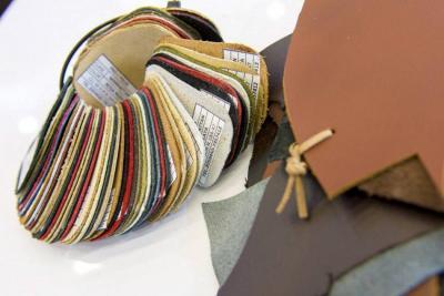 Aumentar productividad, la apuesta del sector del cuero en Santander