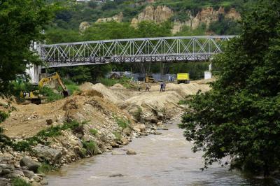 Comunidad de Girón sigue en busca de rescatar el Río de Oro