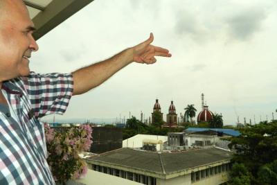 El presidente de Cotelco capítulo Barrancabermeja, Nilson Ochoa, dice que el anuncio del presidente Duque sobre el PMRB hay que tomarlo con cautela.