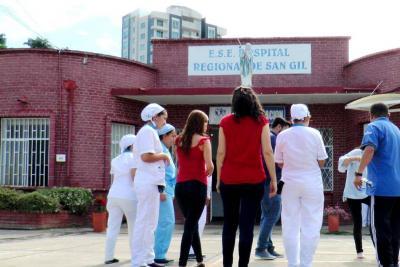 En 15 días se adjudican obras del hospital local