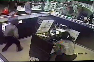 Lo que se sabe del robo a una joyería en Bucaramanga