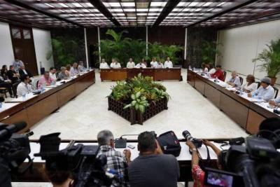Gobierno reitera que no habrá conversaciones con Eln hasta la liberación de los secuestrados