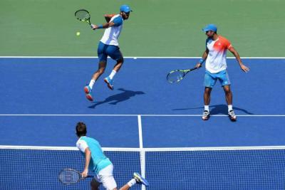 Los colombianos Cabal y Farah, a semifinales del US Open
