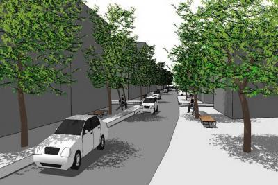 Alcalde propone ampliar la carrera 8 entre calles 2 y 5