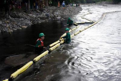 Nuevo atentado al oleoducto Caño Limón Coveñas provocó grave daño ambiental