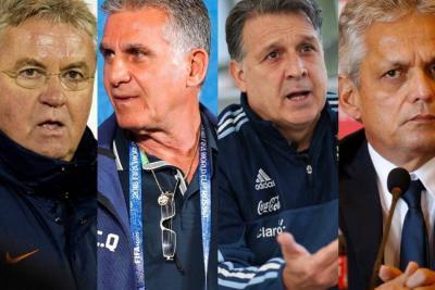Tras salida de Pékerman, estos son los que más suenan para la Selección Colombia