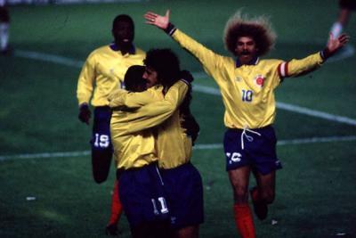Se cumplen 25 años del imborrable 5-0 de Colombia a Argentina