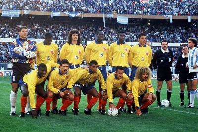 Así lucen los protagonistas del Colombia 5 - Argentina 0