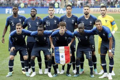 La selección de Francia, recientemente coronada campeona del mundo en Rusia, se estrenará en la Liga de Naciones visitando a Alemania.
