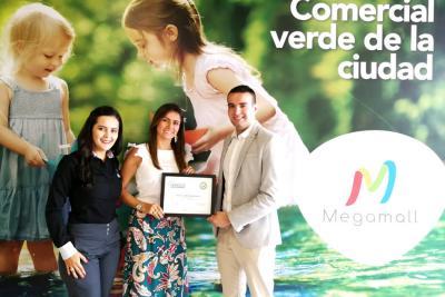 Megamall Bucaramanga, comprometido 100% con el medio ambiente