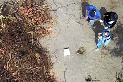 Encuentran una fosa clandestina con 166 cráneos en el estado de Veracruz, México