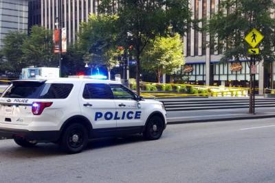 Tiroteo en banco de Estados Unidos dejó al menos cuatro muertos