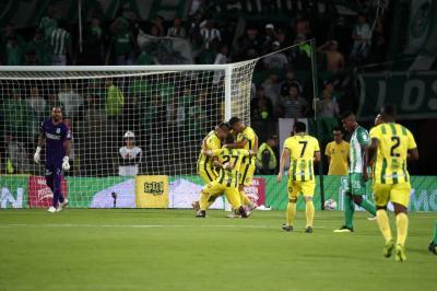 La victoria del Atlético Bucaramanga ante Nacional se tomó las redes sociales