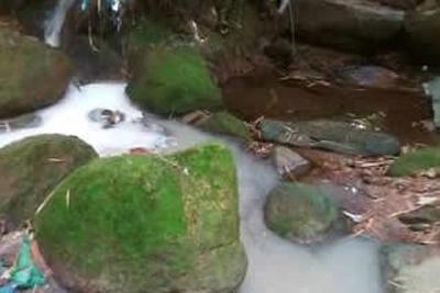 'La Calavera', otra quebrada que también agoniza en Floridablanca