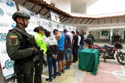 Desarticulada la banda 'Los 'Yucas' que comercializaba droga en Santander
