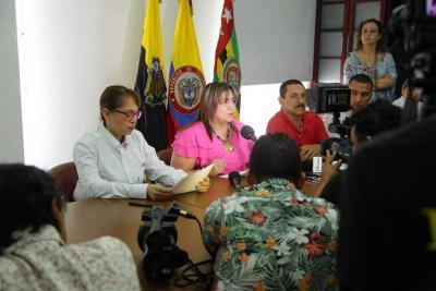 En rueda de prensa, Ecopetrol y la Alcaldía anunciaron los 11 proyectos que tienen asegurados los recursos para beneficiar a tres corregimientos.