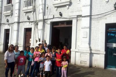 Estudiantes piden extensión del PAE en Piedecuesta