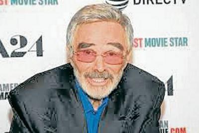 Falleció el actor Burt Reynolds, uno de los íconos de Hollywood