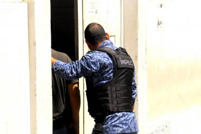 Guardia del Inpec fue capturado cuando ingresaba droga a Palogordo en Girón