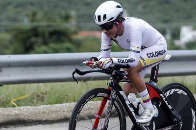 Una santandereana estará en el Mundial de Ciclismo de Austria