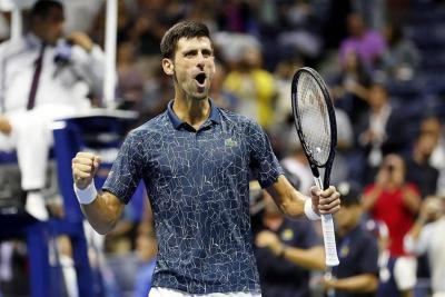 Djokovic derrotó a Nishikori y jugará octava final del US Open